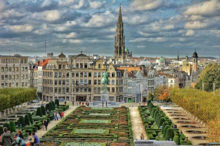 Brüssel – das Herz Europas