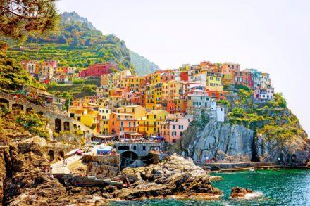 Cinque Terre, Versiliaküste und Riviera di Levante