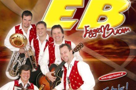 Musikalische Überraschungsfahrt mit dem Revival der Egger Buam
