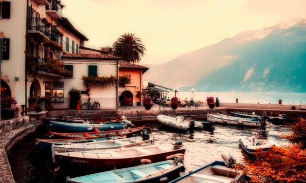 Zauberhafter Gardasee