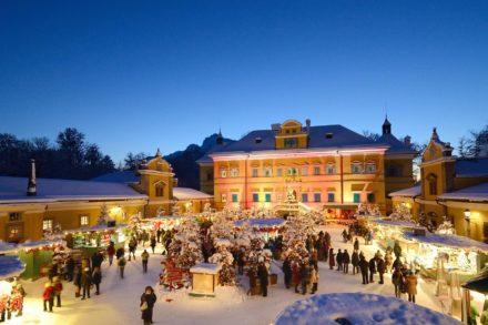 Hellbrunner Adventzauber und Salzburger Christkindlmärkte