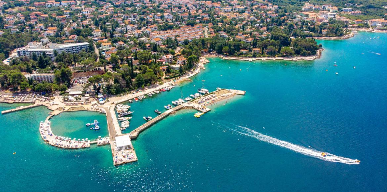Badeurlaub auf der Insel Krk