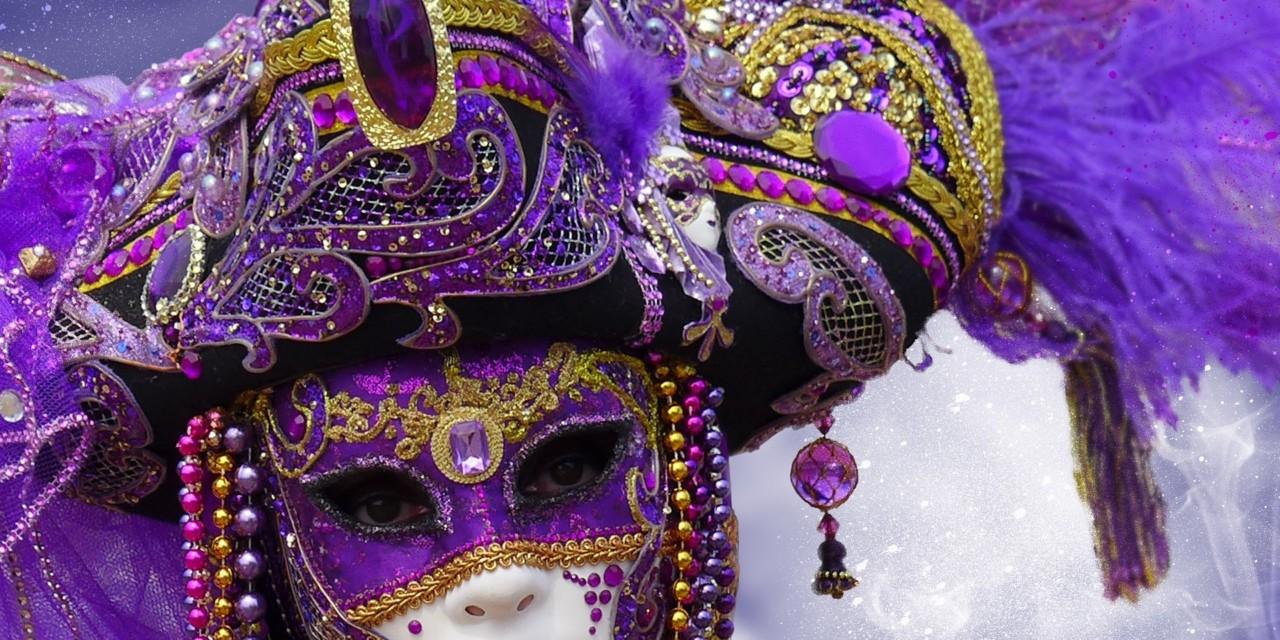 """Karneval in Venedig """"Giovedi Grasso"""""""