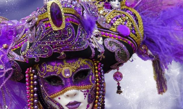Karneval in Venedig – herrliche Masken, soweit das Auge reicht