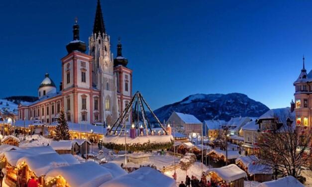 Der Zauber des Mariazeller Advents … alle Jahre wieder!