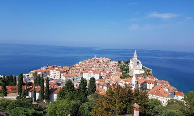 An die Slowenische Küste mit Koper und Piran