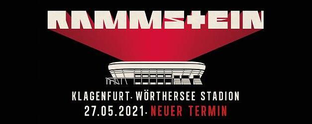Rammstein in Klagenfurt – VERSCHOBEN auf 25.05.2022