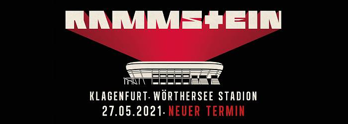 Rammstein Wien 2021 Tickets