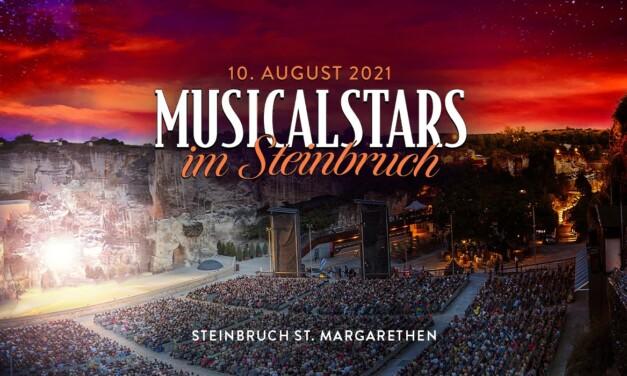 Musicalstars im Steinbruch