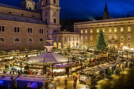 Hellbrunner Adventzauber und Christkindlmärkte Salzburg