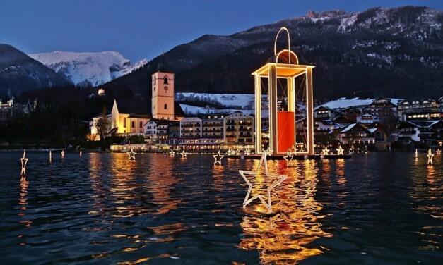 """Advent im Salzkammergut – St. Wolfgang und St. Gilgen """"Advent wie Damals"""""""