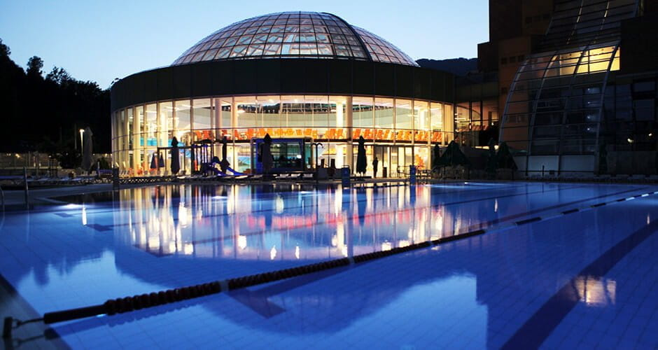 Wellnesswochenende in der Therme Lasko vom 14.-16.02.2020