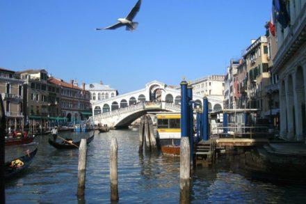 Jeden Mittwoch – Busfahrt nach Venedig vom 26.06. – 18.09.2019