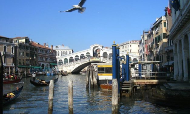 Tagesausflug nach Venedig
