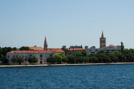 Saisoneröffnungsfahrt Riviera von Zadar und die schönsten Nationalparks Kroatiens