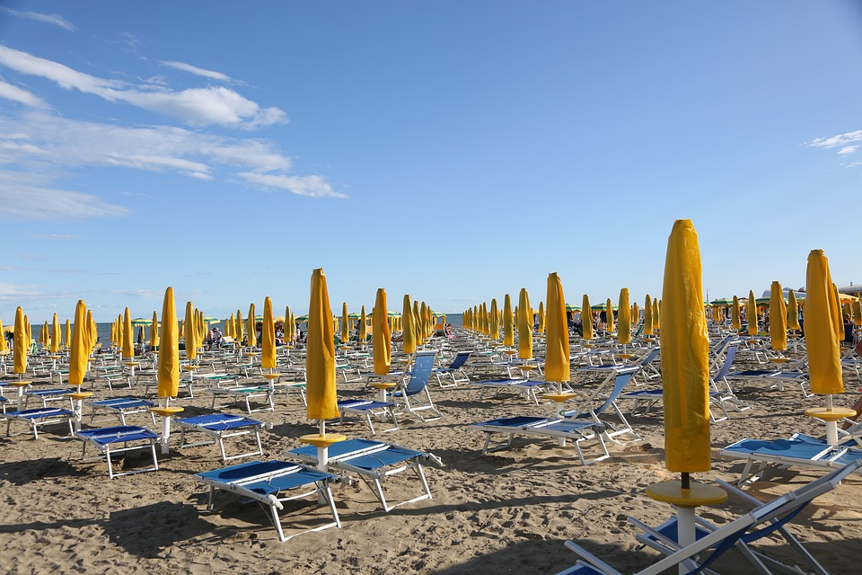 Badefahrt nach Lignano